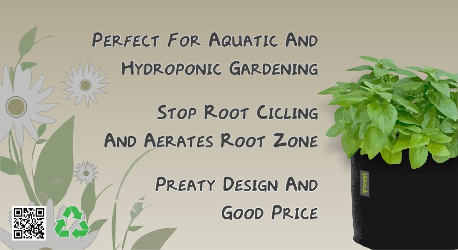 Perfect For Aquatic And Hydroponic Gardening